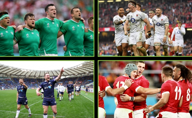Six Nations 2021 Packages | Venatour Rugby