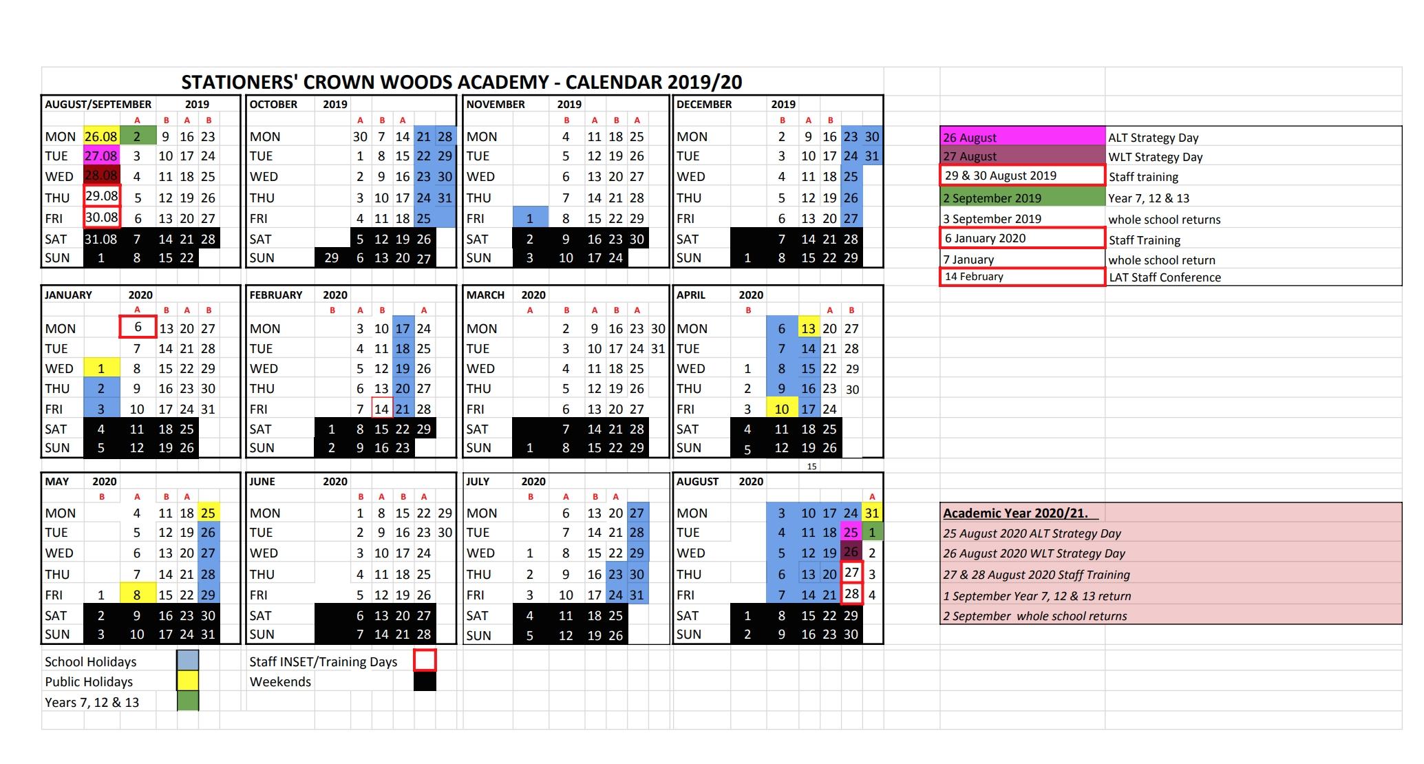 Stanford Academic Calendar 2020-21 | 2020Calendartemplates