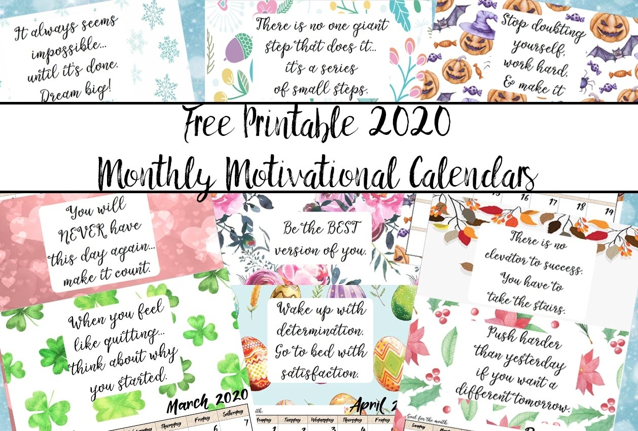 Take Small Monthly Calendar Printable 2020 October