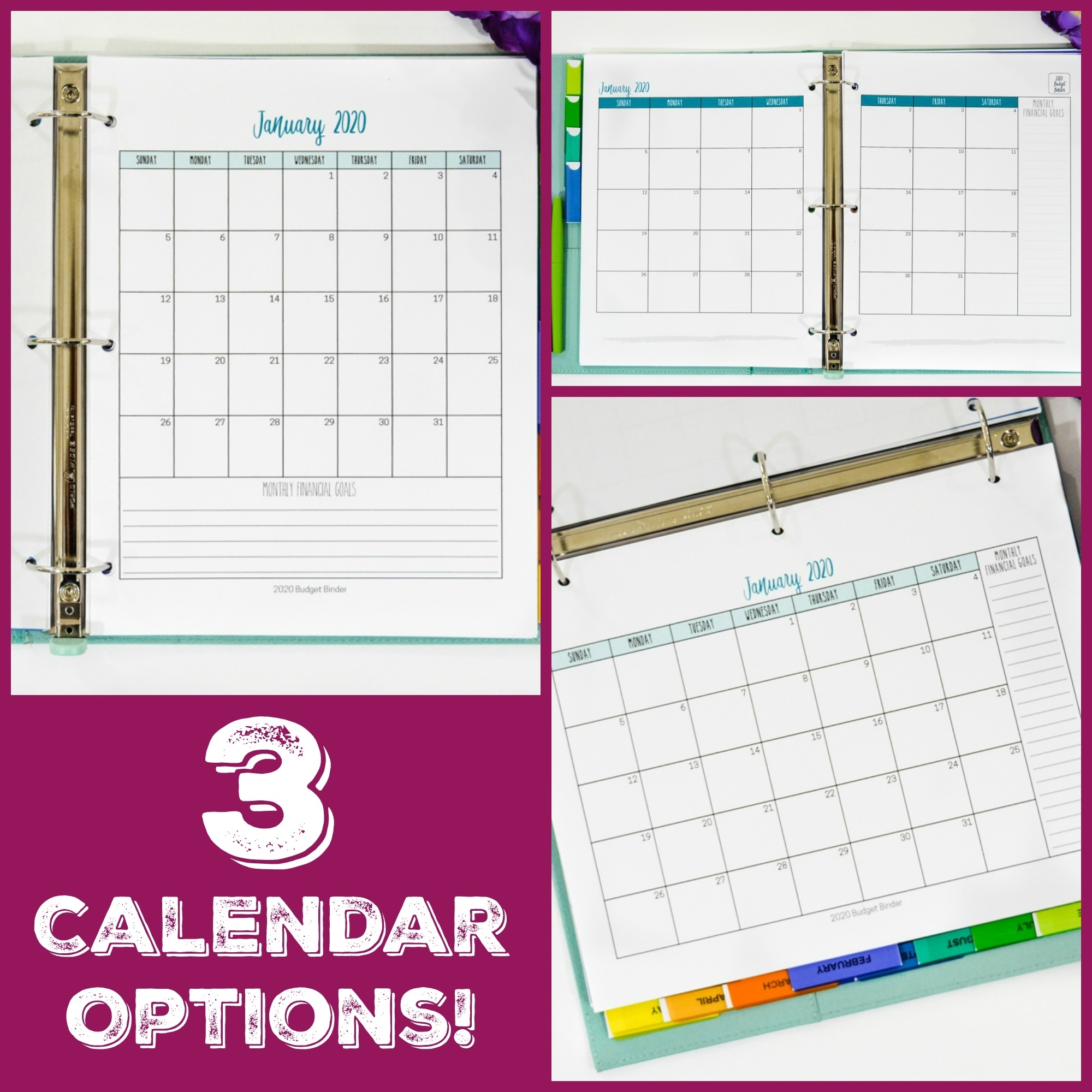 The 2020 Budget Binder Is Here! - The Simply Organized Home