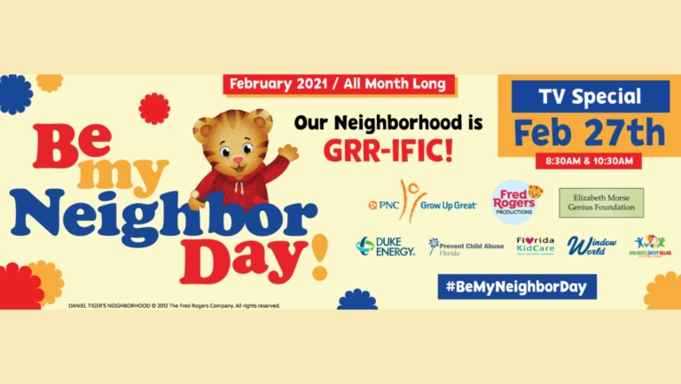 Wucf Reinvents Be My Neighbor Day Event To Celebrate