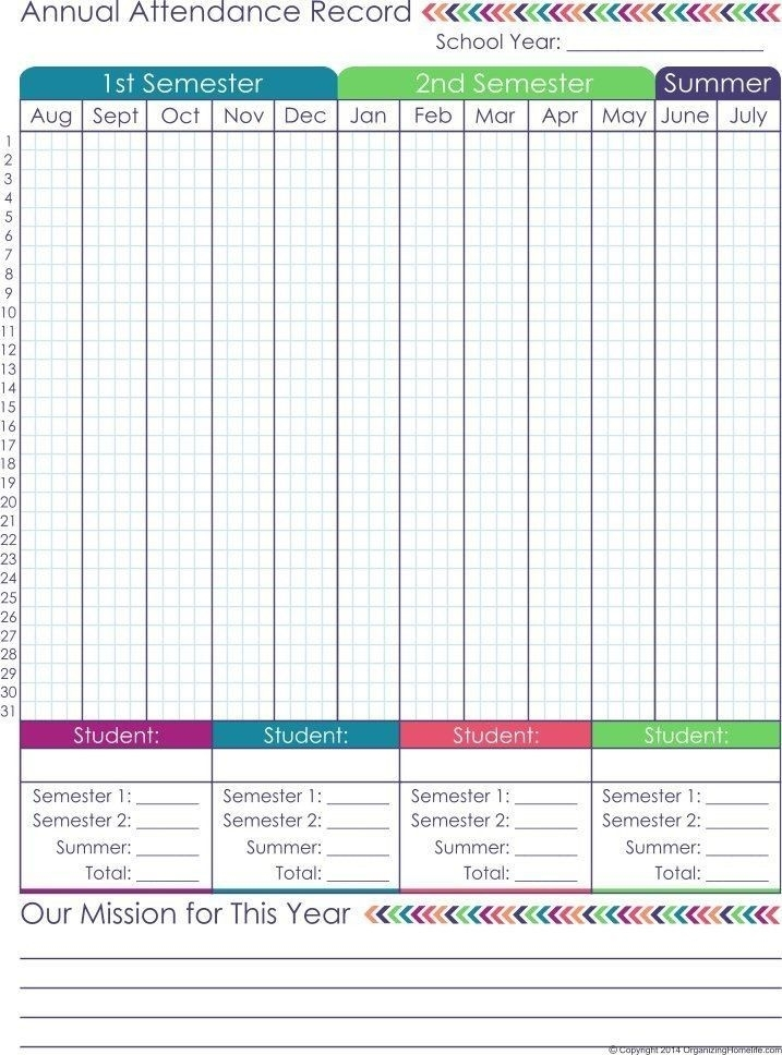 Year At A Glance Calendar 2021 Printable Free For